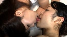 フェチ:レズ:接吻に始まり・・・ 前編
