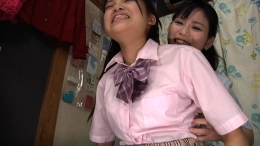 フェチ:レズ:女の子同士のくすぐり愛