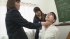 フェチ:レズ:リクエスト 古から伝わる伝統行事『新任教師首絞め』