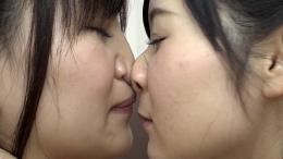 フェチ:レズ:【リクエスト作品】鼻舐めレズ 葵千恵 羽多野しずく