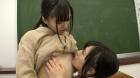 フェチ:レズ:乳首オナニー見つかっちゃったレズ 宮沢ゆかり 葉月もえ