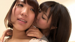 フェチ:レズ:お互いの気持ち良いところを舐め合って濡れ感度チェックレズ 咲羽優衣香 立花まゆ