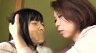 フェチ:レズ:年の差レズ【口臭・強制匂い責め・濃厚レズ接吻】 宮沢ゆかり 鈴波朋子