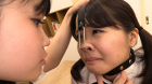 フェチ:レズ:【リクエスト】お嬢様女子校顔面陵辱いじめビデオ 春日野結衣 東杏果
