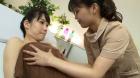 フェチ:レズ:体液サロン「MOMOKA」へようこそ!体液舐め取りクンニレズエステ 春日野結衣 東杏果