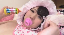 フェチ:レズ:赤ちゃんプレイ溺愛授乳クンニレズ 篠崎みお 牧野れいな