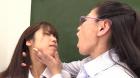 フェチ:レズ:年の差レズ~女教師お仕置き編 尾野玲香 片瀬美咲