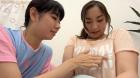フェチ:レズ:乳首舐めレズ~姉妹で触り合い本気舐め編 和泉希歩 藤にいな