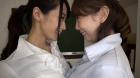 フェチ:レズ:超敏感乳首舐め回しイキまくりレズ~放課後の教室での女教師密会編 希咲あや 桃瀬ゆり