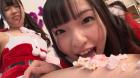 フェチ:レズ:ケーキ生クリームメッシー舐め愛ハッピーメリークリスマス 宮沢ゆかり 玉木くるみ