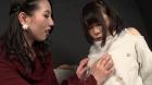 フェチ:レズ:乳首感度チェックレズ 徳永れい 桃井桃