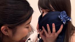 フェチ:レズ:女体臭フェチレズビアン 一宮つばさ 前田あこ