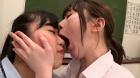 フェチ:レズ:超絶口臭吐き掛け対決鼻舐めレズ頂上決戦 篠崎みお 宮村ななこ