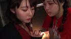 フェチ:レズ:【クリスマス特別企画】唾液売りの少女 今井麻衣 星乃レイア