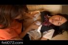 フェチ:レズ:≪ママ子レズ≫50代のお母さんと10代の娘の禁断のマグワイ★前編