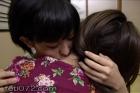 フェチ:レズ:ハイビジョンで【キス】【キス】【キス】レズキスチュパキス最高!!!