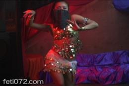 フェチ:ダンス:危ないベリーダンス