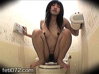 【盗撮 トイレシャワーでイク女達01】 ノズルから勢いよく噴出される水を一番感じてしまう部分にピンポイントで当てる為にクネクネと淫らに腰をくねらせる。自ら水圧を強くし、水の勢いと共に女の快感も勢いを増していく。