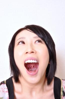 【のどちんこ】 のどちんこ観察  希咲あや (23)