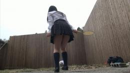 フェチ:レズ:女子校生パンチラ盗撮