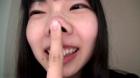 フェチ:レズ:鼻観察・くしゃみ 今村加奈子