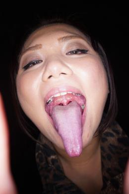 【バーチャルベロキス 北村玲奈】 間違いなく業界最長最大最厚であろう北村玲奈ちゃんの超舌!!その長~くエロい舌とバーチャルベロキス体験!玲奈ちゃんのやらしい顔と舌をたっぷり堪能してください!