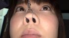 フェチ:レズ:鼻観察・くしゃみ鼻水 井野紅葉