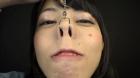 フェチ:レズ:鼻観察&大量鼻水くしゃみぶっかけ 桜庭うれあ
