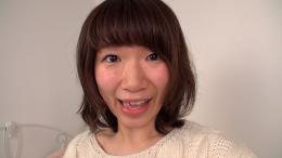 フェチ:レズ:素人娘みきちゃんの舌・口内自撮り