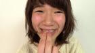 フェチ:レズ:素人娘みきちゃんのセルフ指フェラ