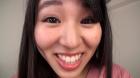 フェチ:レズ:素人娘あさみちゃんの舌・口内自撮り