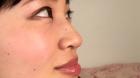 フェチ:レズ:素人娘みほちゃんの鼻観察・くしゃみ鼻水