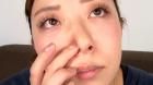 フェチ:レズ:素人娘あずさちゃんの鼻観察・くしゃみ鼻水