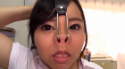 フェチ:レズ:鼻観察・くしゃみ鼻水 梁川かりん