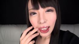 フェチ:レズ:黒木いくみちゃんの舌・口内自撮り