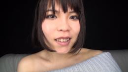 フェチ:レズ:桃井桃ちゃんの舌・口内自撮り