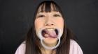 フェチ:レズ:ベロ観察・ベロ唾液フェチズム 夢乃美咲