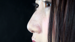 フェチ:レズ:鼻観察・くしゃみ鼻水 夢乃美咲