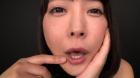 フェチ:レズ:主観激臭唾マニア・唾口臭吐き掛けられ淫語手コキフルコース 羽生ありさ