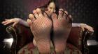 フェチ:レズ:及川貴和子女王様の美脚・足裏激臭堪能コース