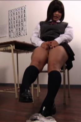 【女子校生の足ピーンオナニー】 気持ちよくて足がピーンと伸びる感じ、分かります?そういう快感に支配されたムッチリ美少女のオナニーアクメ!■SD&ハイビジョン高画質(HDV-720P)