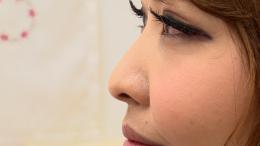 フェチ:レズ:鼻観察・くしゃみ鼻水 朝比奈菜々子