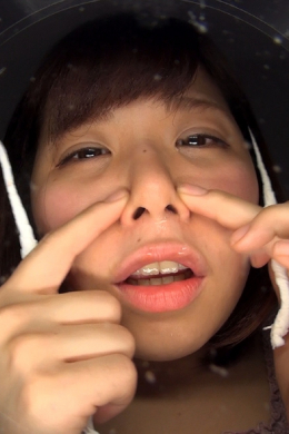 フェチ:レズ:鼻観察・くしゃみ鼻水 明音ひかる