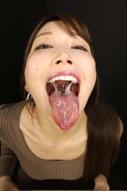 フェチ:レズ:ぬるべちょ泡々濃厚唾液ぐちゅぐちゅフェティッシュ 佐伯由美香