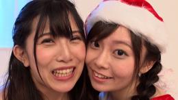 フェチ:レズ:【クリスマスイヴ特別企画】ケーキ生クリームメッシー舐め愛ハッピーメリークリスマス2019 喜多方涼 西野たえ