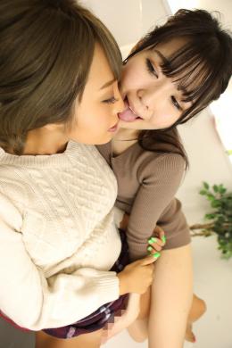 フェチ:レズ:【女性限定】女性の口臭・唾液臭を堪能しながら手マンサービス 鼻舐め・口臭嗅がせレズヘルス⑤ 椎木くるみ 涼花くるみ