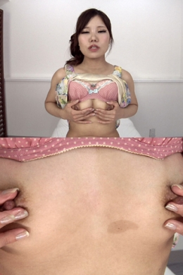 【乳首いじりオナニー】 ポチ乳首スレンダー美女が自分で乳首を弄繰り回しながら自慰行為!!