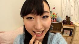 フェチ:レズ:小川ひまりちゃんの舌・口内自撮り